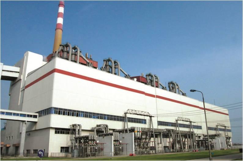 青岛市项目规模:2,000 平方米 建筑用途:电厂设计院:华东电力设计院